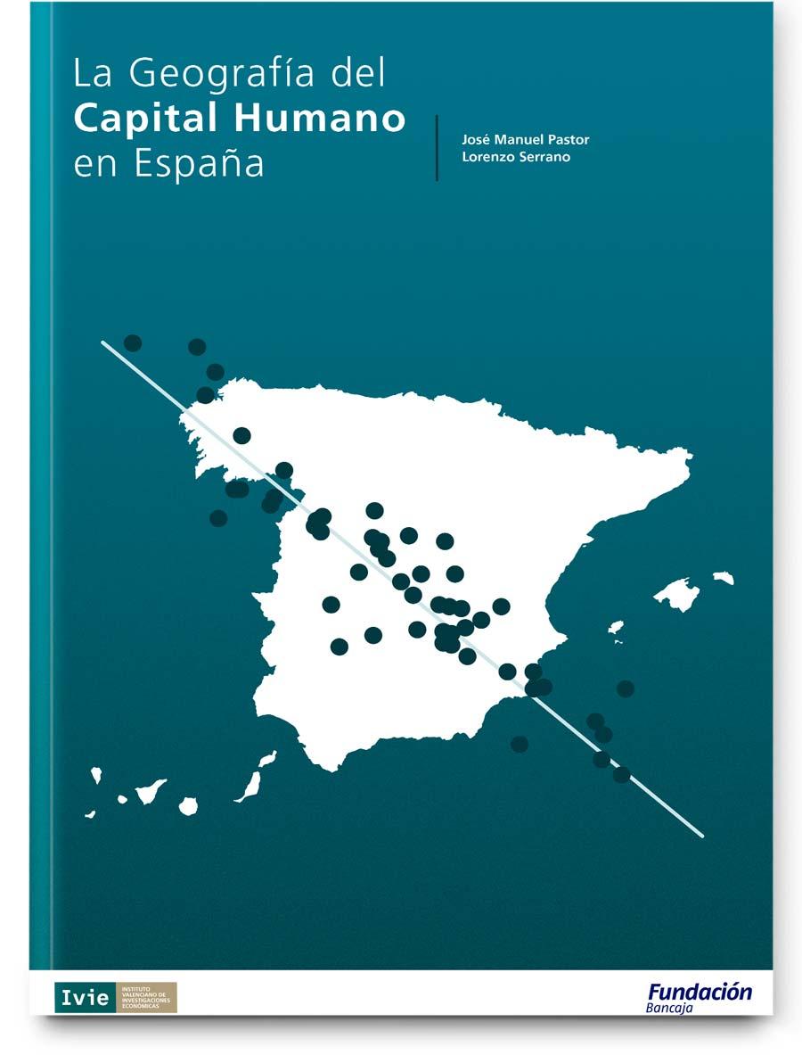 La geografía del capital humano en España