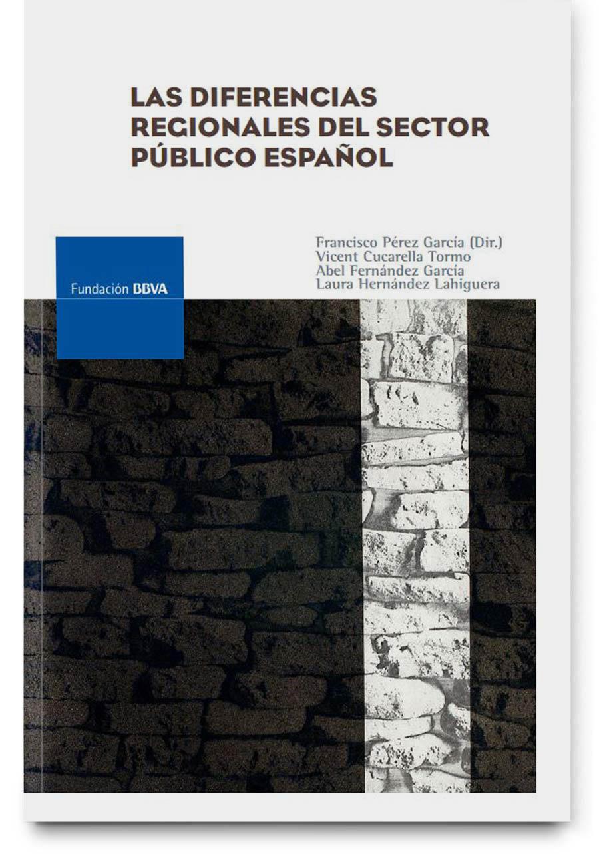 Diferencias regionales del sector público español