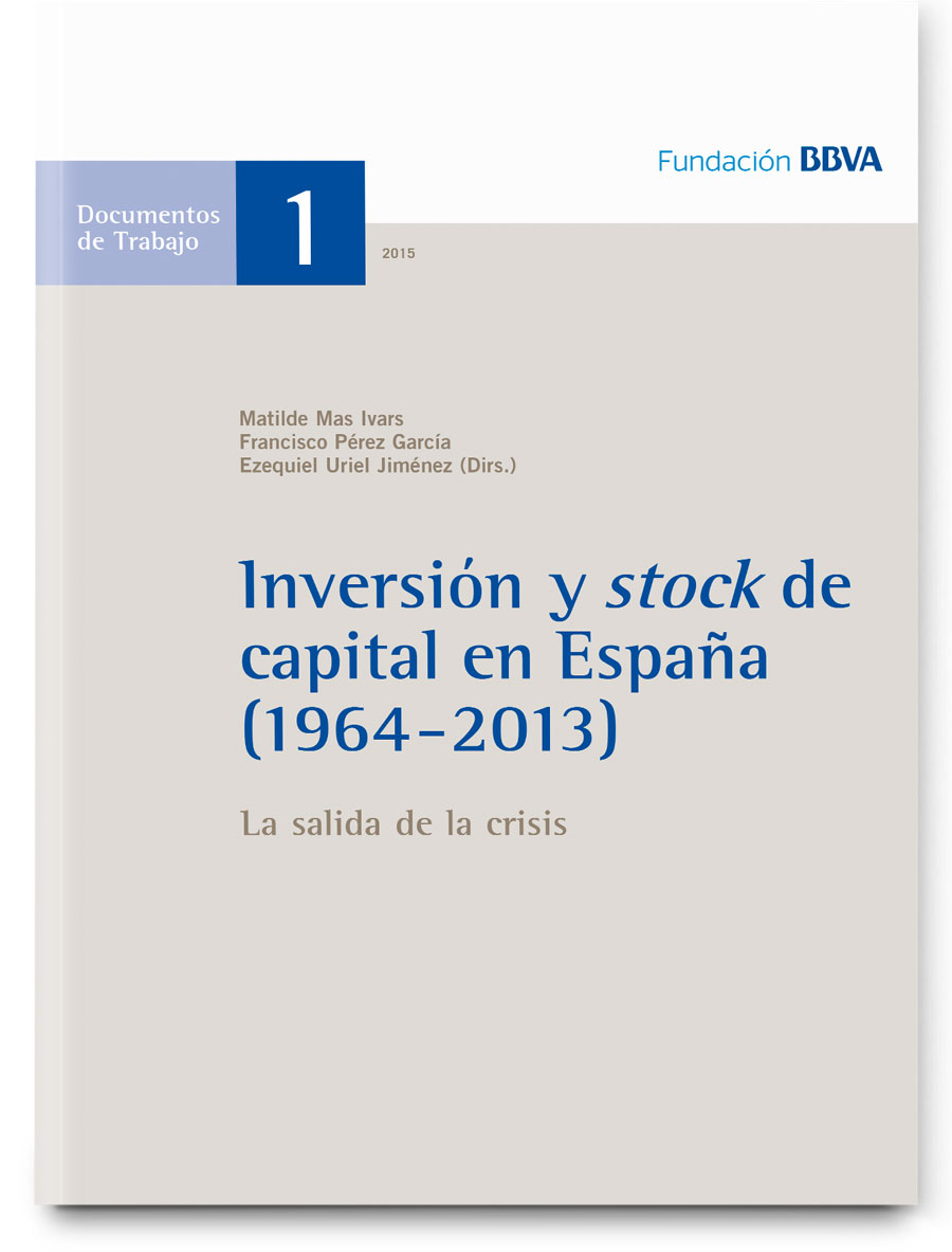 Investment and capital stock in Spain (1964-2013). Emerging from the crisis