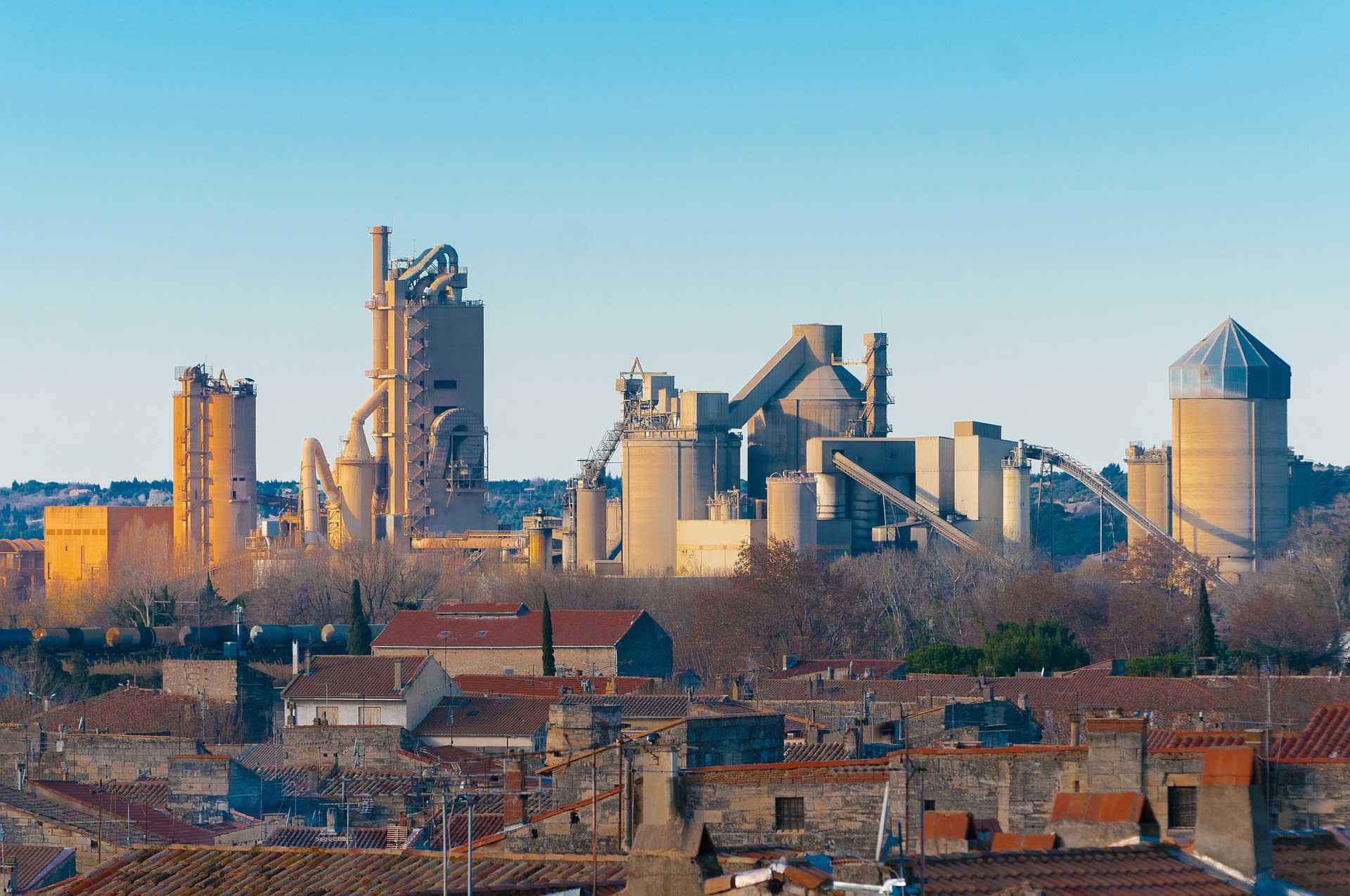 Competitividad de los sectores del cemento y la cal europeos