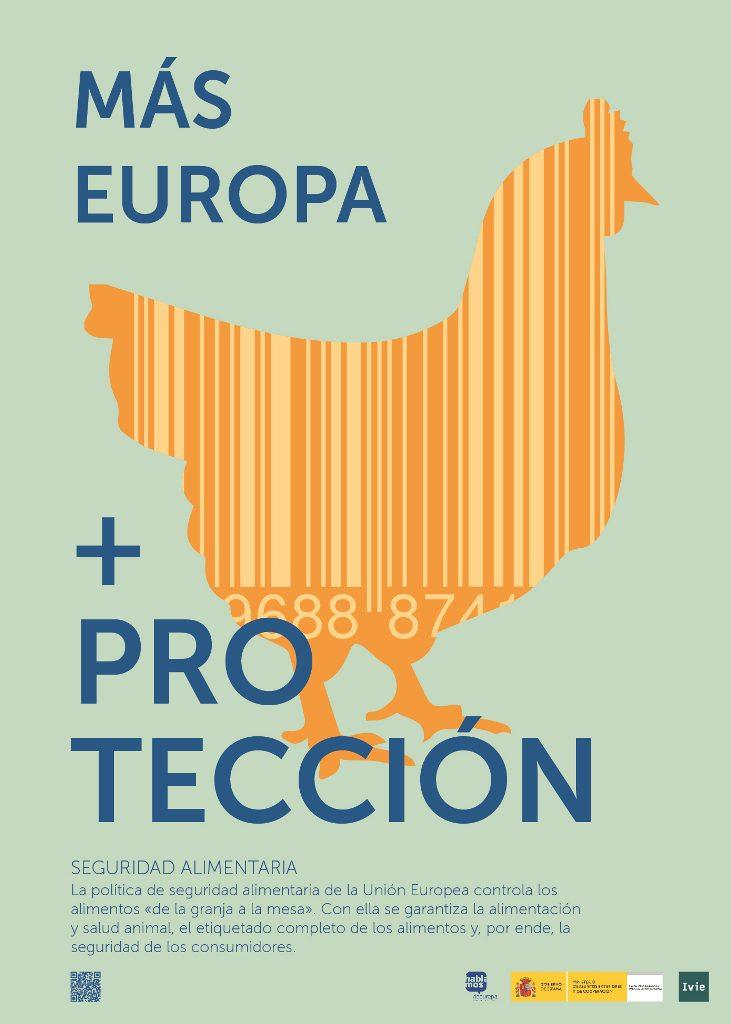 Más Europa, más protección