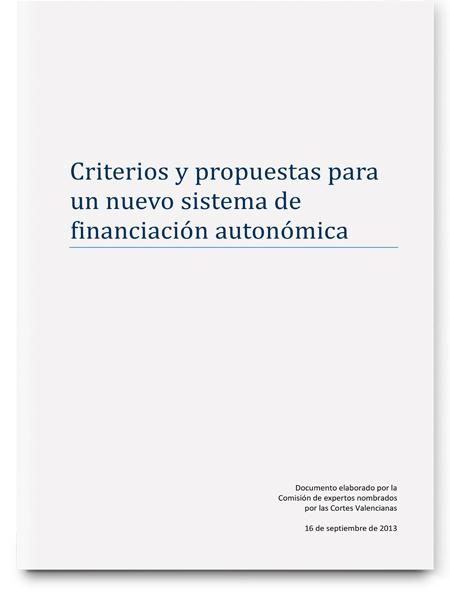 Servicio de asesoramiento y asistencia técnica en el ámbito del sistema de financiación autonómica