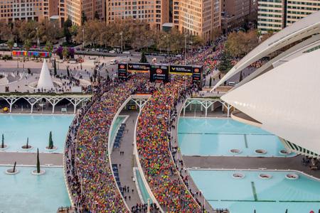 Impacto de la 37 Maratón Trinidad Alfonso