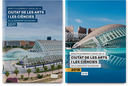 Economic and social impact of the annuities for 2017 and 2018 of the City of Arts and Sciences