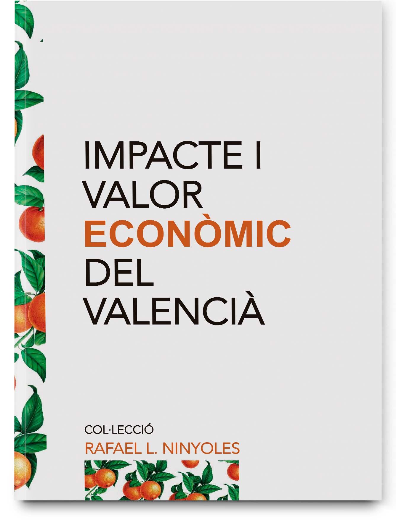 Estimación del impacto económico del valenciano en la Comunitat Valenciana