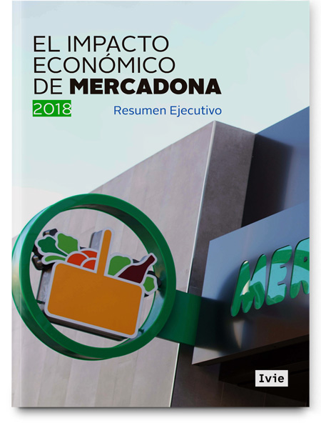 Economic impact of Mercadona 2018