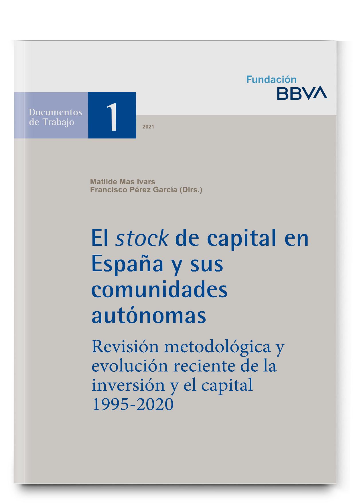 El stock de capital en España y sus comunidades autónomas. Ajuste de la inversión pública y reducción del déficit (1964-2017)
