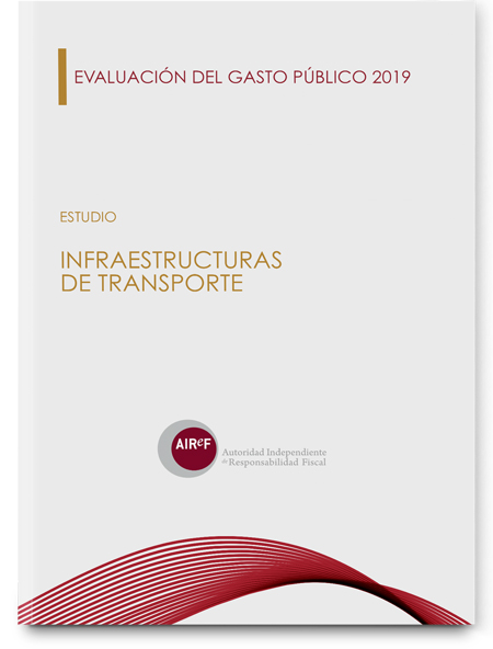 Evaluación de las infraestructuras de transporte en España
