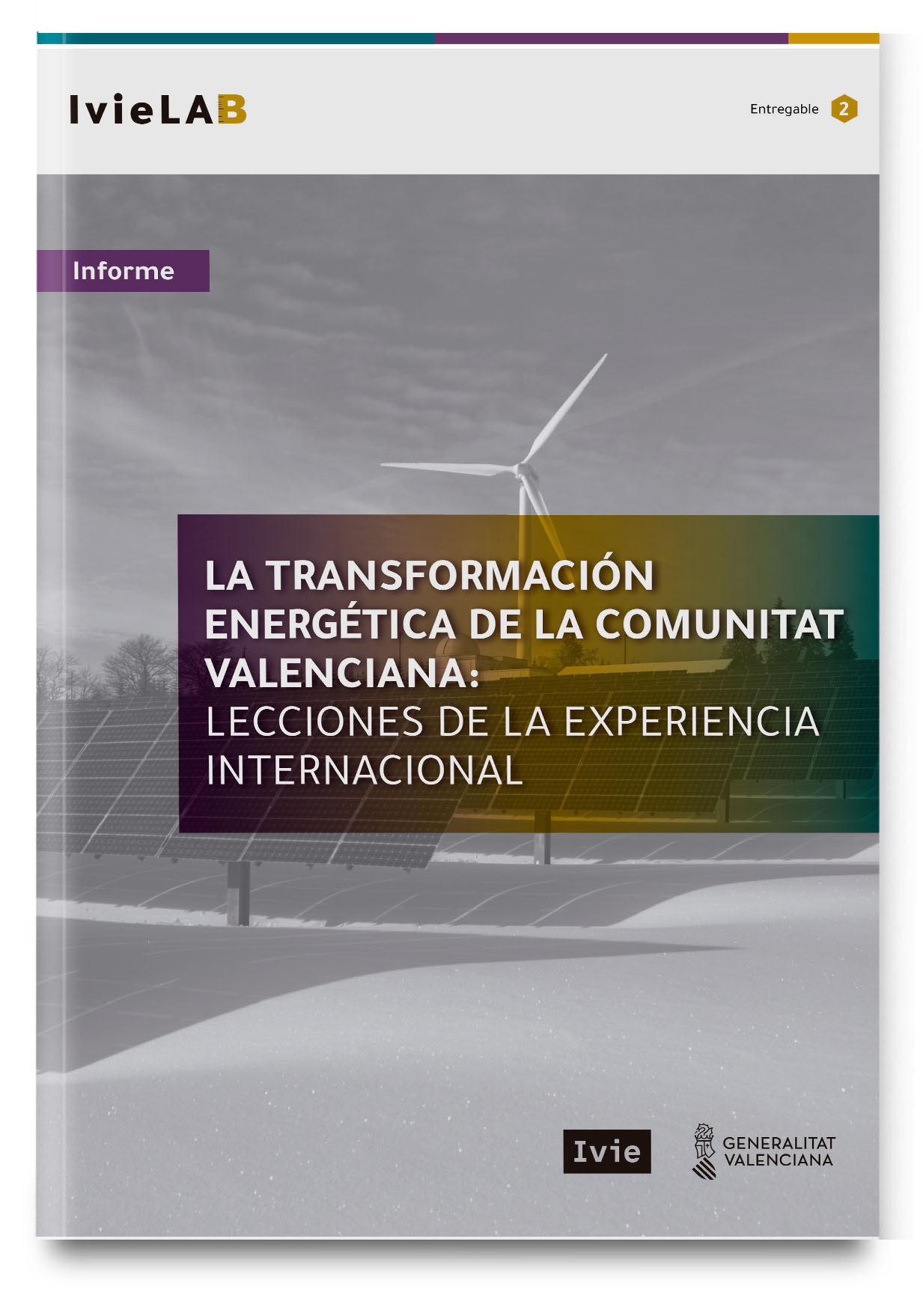 IvieLAB. Energy conversion in the Valencian Community. Lessons from international experience