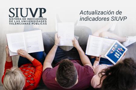 SIUVP. Información sobre las Universidades públicas valencianas